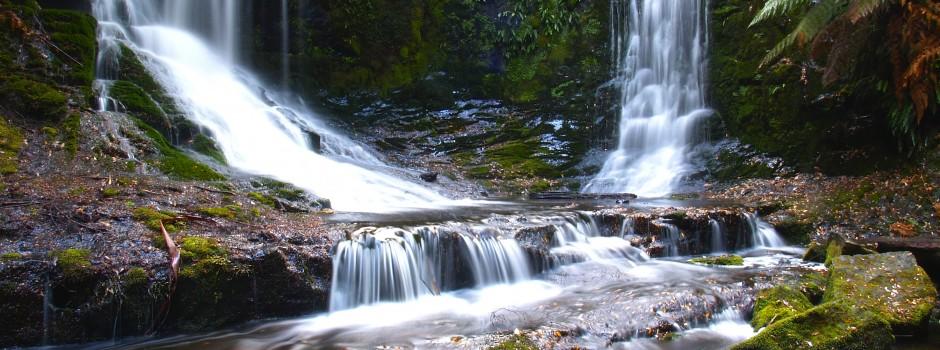 Horseshoe Falls, Mt. Field National Park
